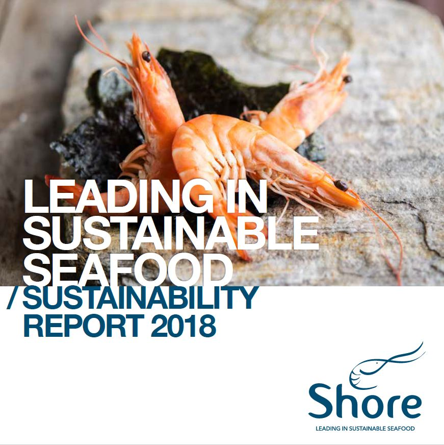 Shore | Leading in sustainable seafood - frozen & chilled