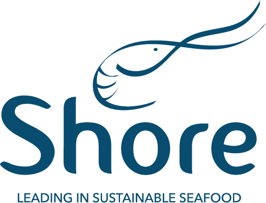 Logo Shore - Leading in sustainable seafood
